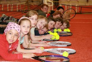 Tennisskólinn í sumar