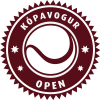 Acceptance list for Kpavogur Open