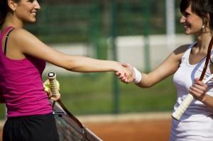 Byrjendanámskeið í tennis