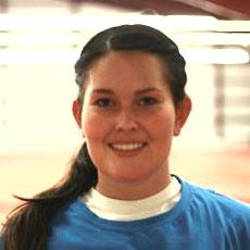 Sandra Dís Kristjánsdóttir